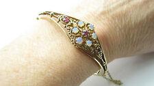 Opal Yellow Gold Vintage Fine Jewellery (1970s)