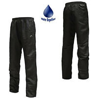 More Mile Mens Track Pants Waterproof Mesh Lined Running Training Trousers