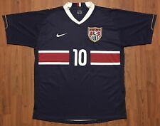 Vintage Authentic Nike LANDON DONOVAN USMNT TEAM USA 2006/07 Retro Jersey Sz L