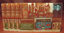 Lot of 5 Starbucks 2017 Old Town Starbucks Gift Cards New with Tags