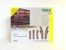 Trix H0 62903, C-Gleis-Ergänzungspackung C3, neu, OVP