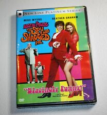 Austin Powers: The Spy Who Shagged Me (Dvd, 1999, Special Edition) ~Factory Seal