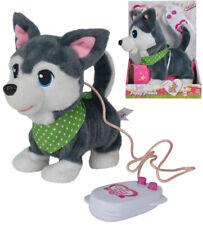 Simba Chi Chi Love Puppy Friends Husky mit Funktion (Grau)