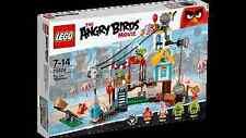 Lego angry birds - 75824 Pig City teardown-nuevo & OVP