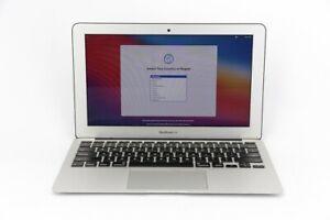 Apple MacBook Air A1465 (2013) Core i5 4GB RAM 128GB SSD 11.6'' Mac OS Laptop