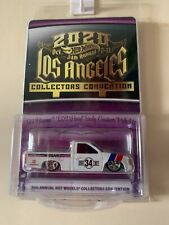Hot Wheels 2020 '93 Nissan D21 Hardbody 34th Collectors Convention Los Angeles