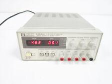 Hp E3630a Triple Output Dc Power Supply 20v 05a 6v 25a 35w Agilent B