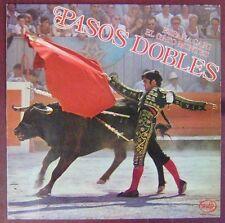 Tauromachie 33 tours Don Cristobal Les plus beaux paso Dobles