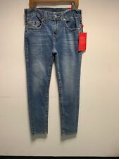 True Religion Rocco Relaxed Skinny Fit Mens W32 34