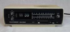 Telefunken Star Clock radio despertador-Revisado-plegable cifras despertador Star Clock 101