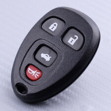 4Button Keyless Remote Key Shell Fob Case Cover For GMC Chevrolet Buick 15912859