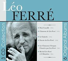 Leo Ferre - 6 Original Albums [CD]