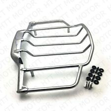 Chrome Luggage Rack Trail For Harley Air Wing Tour Pak Trunk Pack 1993-2013