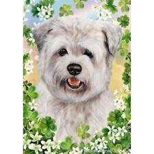 Clover House Flag - Blue Glen of Imaal Terrier 31214