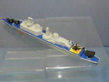 MATCHBOX SEA KINGS LESNEY K308 Guided Missile Destroyer Ship D02,1976 Diecast