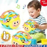 Cartoon Baby Shake Bell Rattles Ball Newborn Intelligent Educational Kids Toys