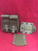 New Eagle Industries Coyote Brown Saw Pouch w/Det Top FSBE