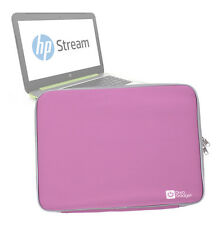 Pink Water/Impact-Resistant Neoprene Case/Pouch/Cover for HP Stream 14