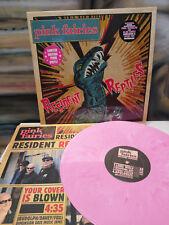 PINK FAIRIES Resident Reptiles LP Fox Motorhead Davey Hawkwind Rudolph Brian Eno