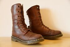 Dr Martens Brown womens ankle boots, size EU 41.