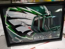 "Super star Qb Carson Wentz signed 12""x18"" frame included Coa Philadelphia Eagles"