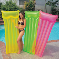 2017 New Inflatable Swimming Float Bed Pool Float for Adult Tube Raft Kid Swimmi