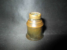 ancienne loupe monoculaire de bijoutier horloger XVIII ème ou début XIX ème