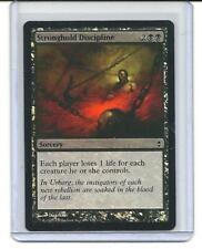 Stronghold Discipline - Foil - Conspiracy - Magic the Gathering