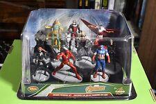 MARVEL Avengers GUERRA CIVILE incl: Capt America antman IRON MAN BLACK WIDOW Occhio di Falco