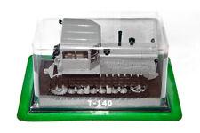 1/43 Tractor T-140 USSR Diecast Hachette Caterpillar NEW OVP Scale Model Farm