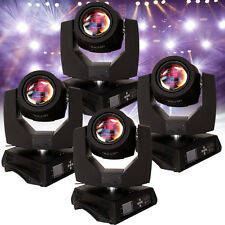 4x 230w Zoom Beam Osram 7R Moving Head Light 16 Ch Stage DMX 8 Prism Bar Party