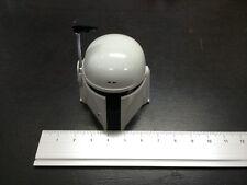Sideshow 1/6 Scale Star Wars Mandolorian Boba Fett Prototype Perfect Helmet