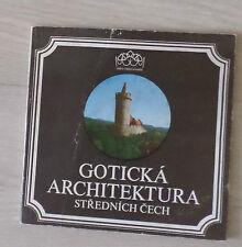 goticka architektura strednich cech  Dobroslav Líbal