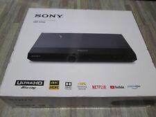 Sony UBP-X700 Ultra HD Blu Ray/ DVD Player NIB Ultra HD 4K HDR SEALED NEW