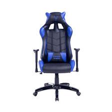 Muebles azules para el hogar con anuncio de conjunto