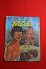 VERY RARE VINTAGE VARIANT MAD ARGENTINA MAGAZINE # 3 BOX CARLOS MONZON EXCLUSIVE