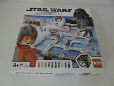 LEGO STAR WARS BATTLE OF HOTH - JEU DE SOCIETE - LEGO 2012 - COMPLET