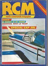 RCM  N°25 CAP 20 L DE FINIMODEL ET F. TOMAZ / PLAN DU JALOU / SOM TRANSIT