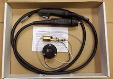 MIG Soudure Euro Torch Kit de conversion AVEC MB15 3 M torche et instructions de montage