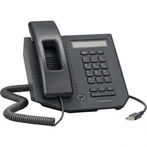 Plantronics Calisto P540-M USB Voip Phone Headset - Brand New