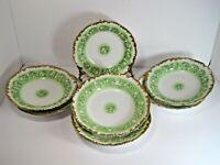 Antique Decore Par Limoges Dohrmann T&V Depose Soup Plate/Bowl Price Per Plate