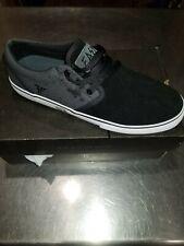 Fallen Skate Shoe, black iron splatter rare mens 10.5 discontinued hype beast