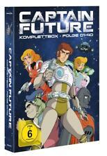 Captain Future - Komplettbox  [8 DVDs] (2016)