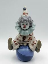 LLADRO CLOWN *Having a Ball* #5813 - Retired - Excellent