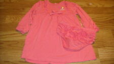JUICY COUTURE 18-24 DRESS BLOOMERS SET