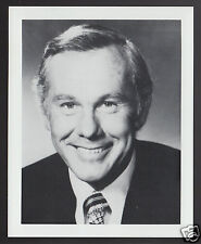 JOHNNY CARSON TV Show Host Comedian 1995 WHO'S WHO GAME CANADA PHOTO TRIVIA CARD