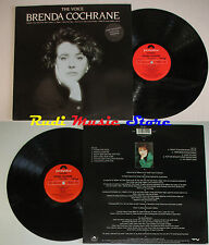 LP BRENDA COCHRANE The voice 1990 england POLYDOR 843 141-1 cd mc dvd vhs