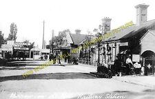 Harrow-on-the-Hill Railway Station Photo. Wembley to Pinner & Ruislip Lines (2)