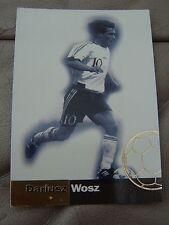 WM 98 Card-s Karte DFB Deutsche Fussball Nationalmannschaft DARIUSZ WOSZ 3
