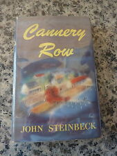 Cannery Row by John Steinbeck. First edition, second issue in dust jacket.